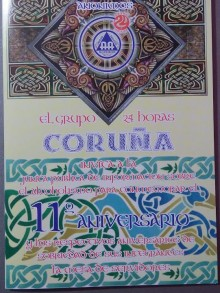 XI ANIVERSARIO GRUPO 24 HORAS CORUÑA