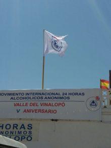 V Aniversario del Grupo 24 Horas Valle del Vinalopó