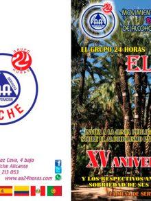 XV ANIVERSARIO DEL GRUPO ELCHE